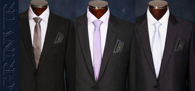 Свадебные мужские костюмы GRINVIR