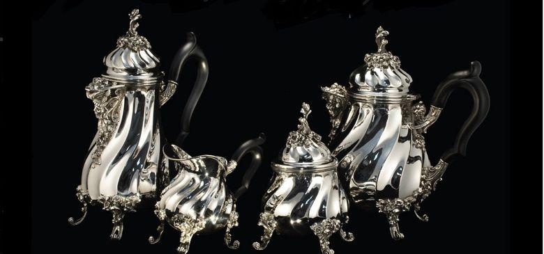 Интернет-магазин столового серебра silverspoons.ru