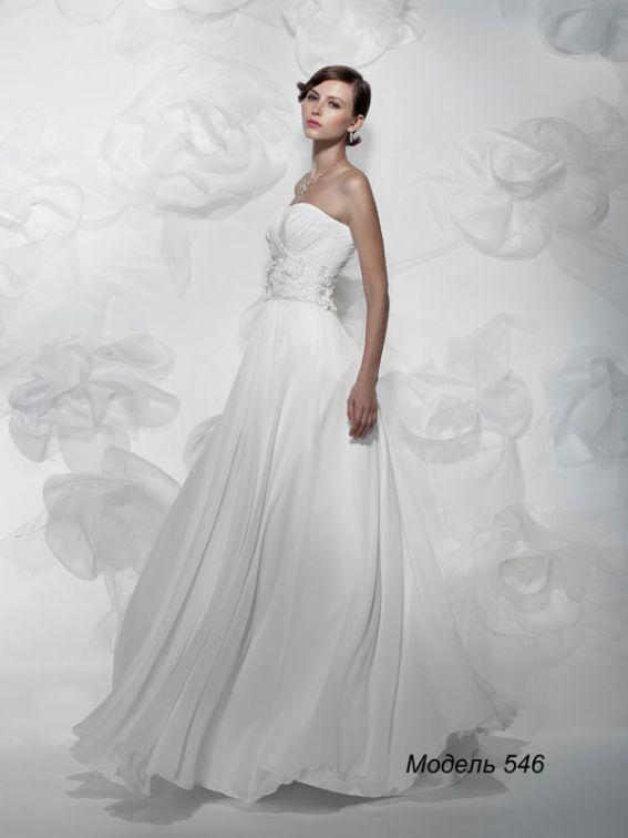 Свадебное платье от olga sposa адажио 2012