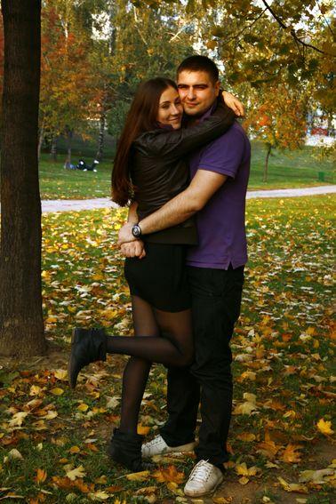 Личное фото пары