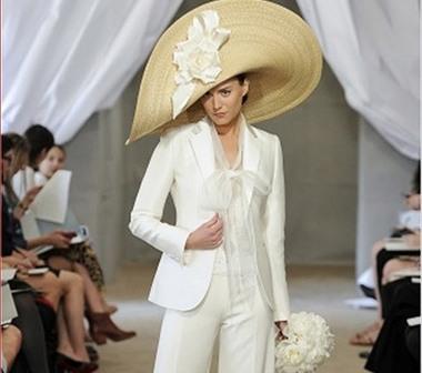 5 главных альтернатив свадебному платью
