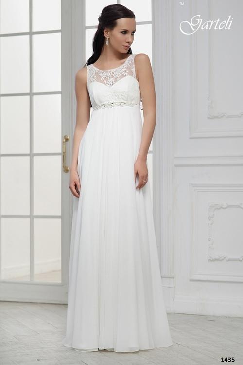 1435 от компании Свадебный салон Мария, цена 20000 - 25000 рублей