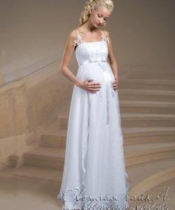 Світла чайка  - весільний стиль та вечірня мода. Колір сукні  Білий    Слонова кістка. Довжина сукні  Довге Фасон плаття  Ампір (грецьке) d265a9d2fffe1