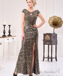 Світла чайка  - весільний стиль та вечірня мода. Колір сукні  Бежевий    Коричневий Довжина сукні  Довге Фасон плаття  Ампір (грецьке) Додатково   закрите 2e54e7e2a2464