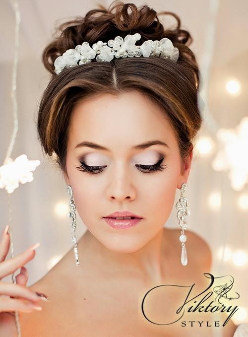 Свадебный макияж от компании Viktory Style - свадебные стилисты