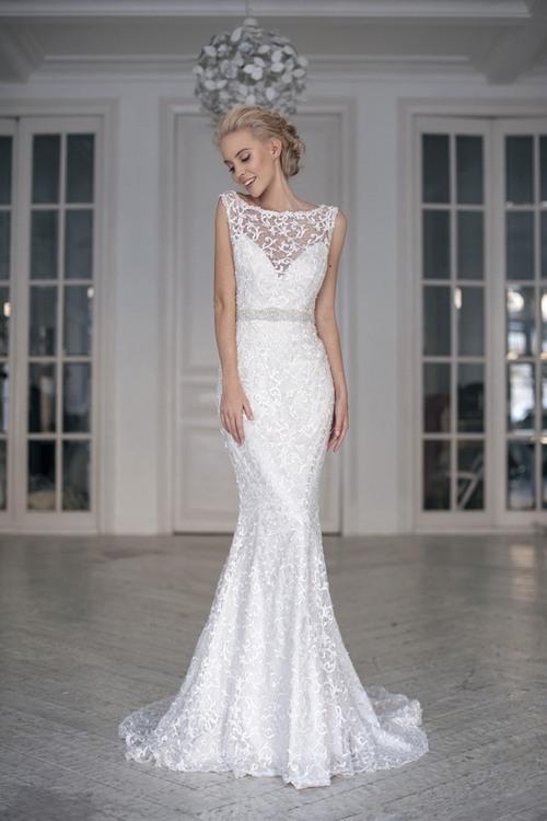 Свадебное платье арт. 1119 от компании VIP Салон свадебной и