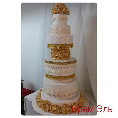 Свадебные торты от палыча фото