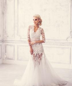 Свадебное платье до 1980