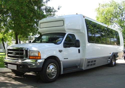 Ford Limo Bus