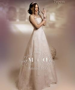 Колір сукні  Білий   Слонова кістка. Довжина сукні  Довге Фасон сукні   А-ситуэт (принцеса) Додатково  для вагітних 04711c163017c