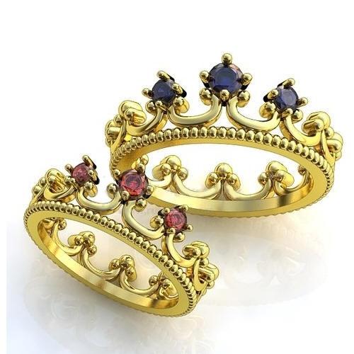кольца мужские белое золото